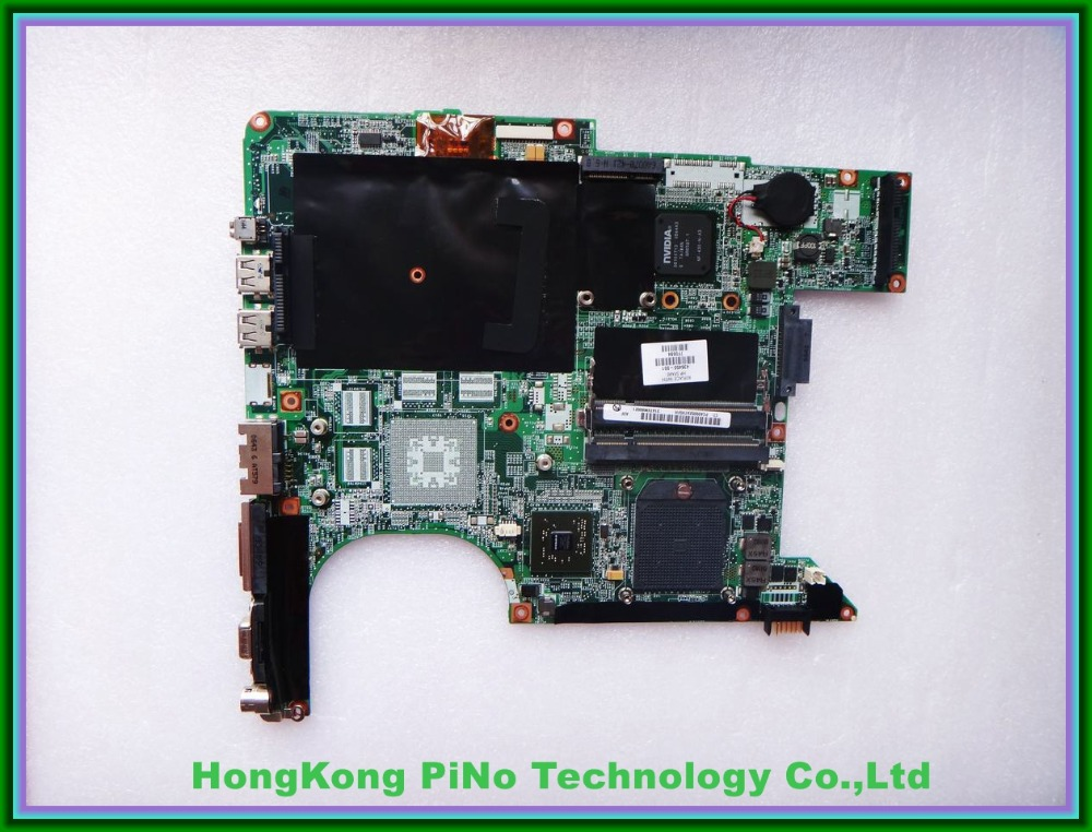 Top Quality 436450-001 For HP DV9000 DV9500 DV9700 laptop motherboard 436450-001 DDR2 NF-G6150-N-A2 Tested(China (Mainland))