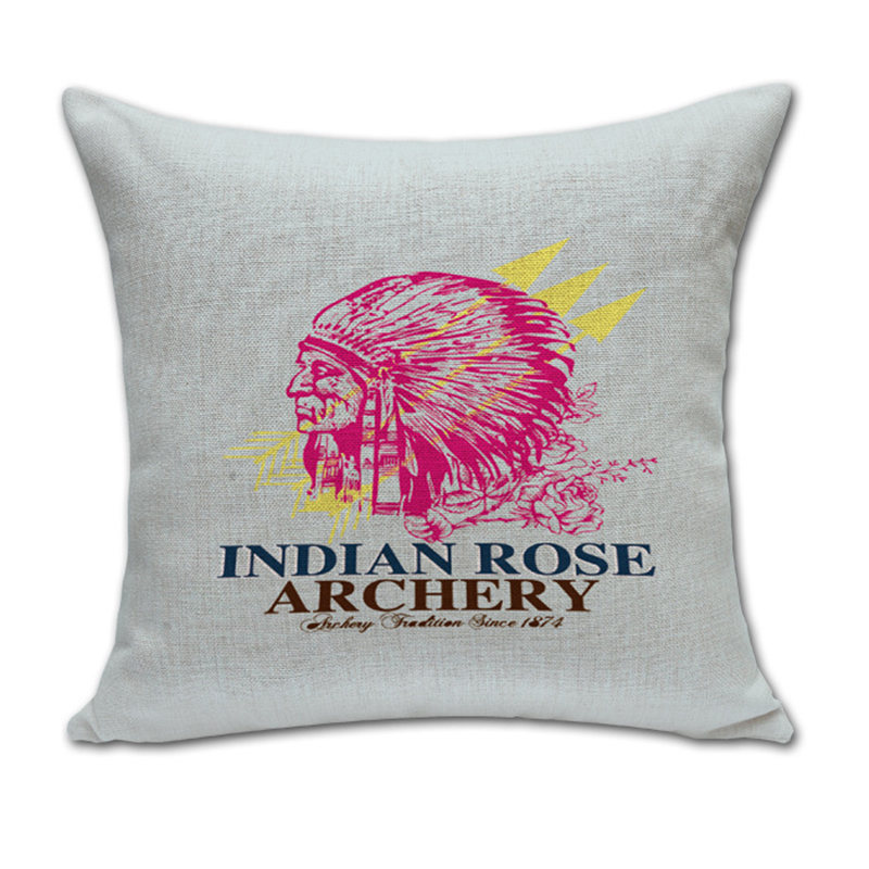 Indiana Dreamcatcher Patterned Pillow Cover Ethnic Tribal Home Decor Throw Pillows For Sofa Decorative Cushion Covers
