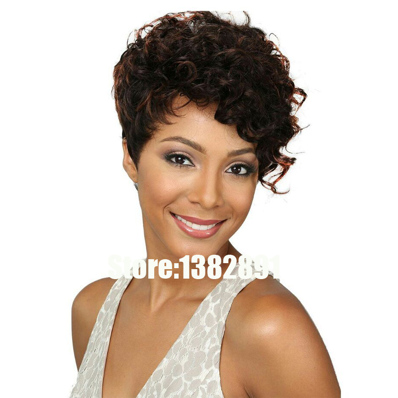 Synthetic Wigs For Black Women 108