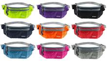 TOYL Unisex Men Women Waist Packs Bags Unisex Sport Running Nylon Waistband for accessory men Small Travel Belt Bag