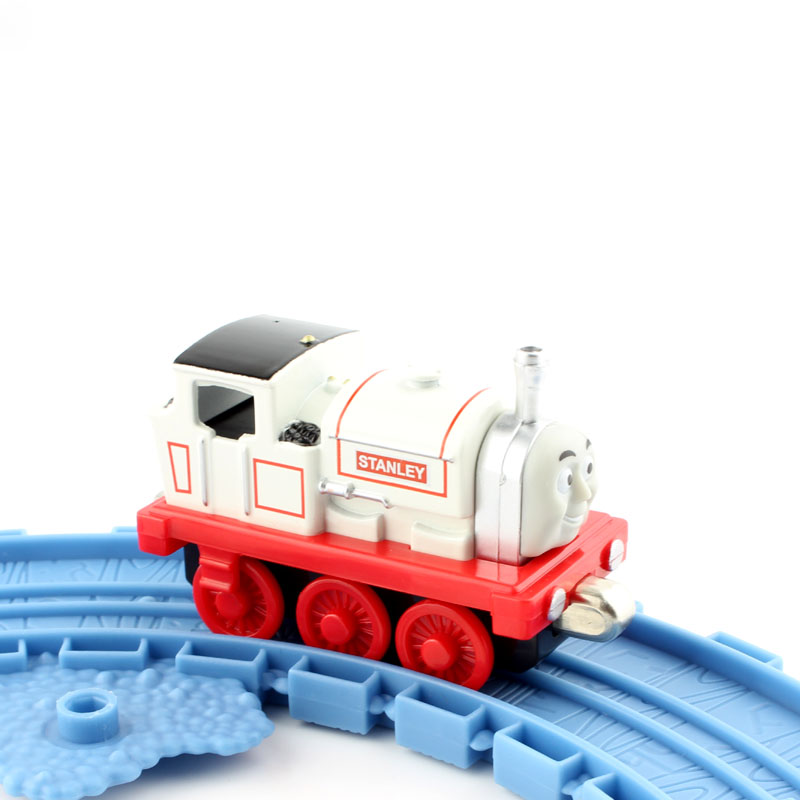 Hot Thomas and friends trains trackmaster Stanley cute cartoon thomas train model trains metal models the train toy cars machine(China (Mainland))
