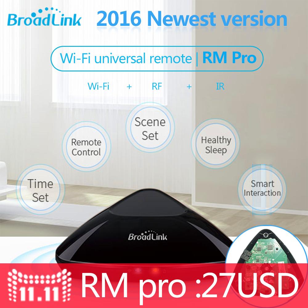 2016 New Version Broadlink Rm Pro Rm Mini3 Rm3 Smart Home