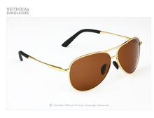 2015 nuevo 1310 a estrenar hombres gafas de sol polarizadas gafas de conducción deportiva gafas de sol hombre gafas Vintage Sunglass aire libre