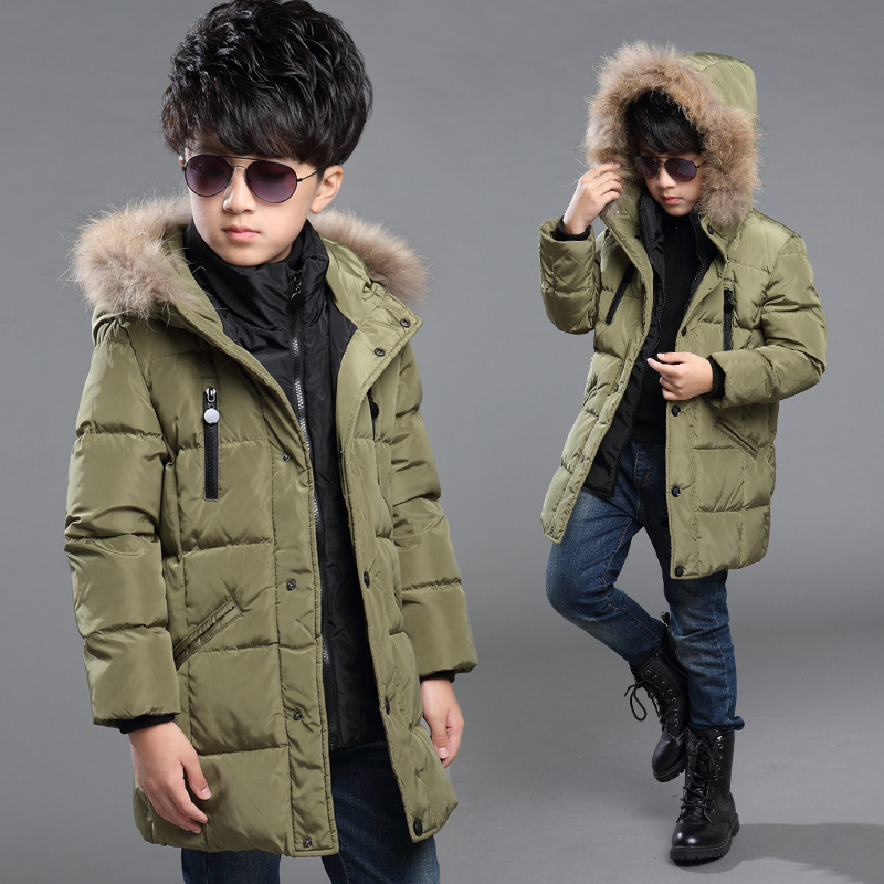 Parka Coats Children | Down Coat
