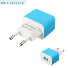 Vention EU Plug Universal USB Wall Charger USB Adapter 5V 1.5A Quick Battery Charge For iPhone 6 6s Plus For Xiami Mobiel Phone(China (Mainland))