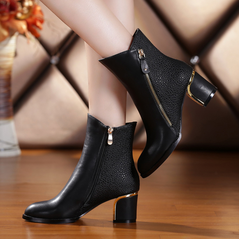 black boots lace up thigh high boots womens shoes spring 2015 women winter boots women winter boots thigh highs fringe hunters(China (Mainland))