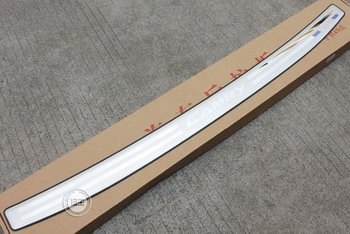 2012 Toyota Camry High quality stainless steel Rear bumper Protector Sill