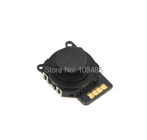 image for OEM And New Black Replacement 3D Analog Joystick Button For PSP 2000 /