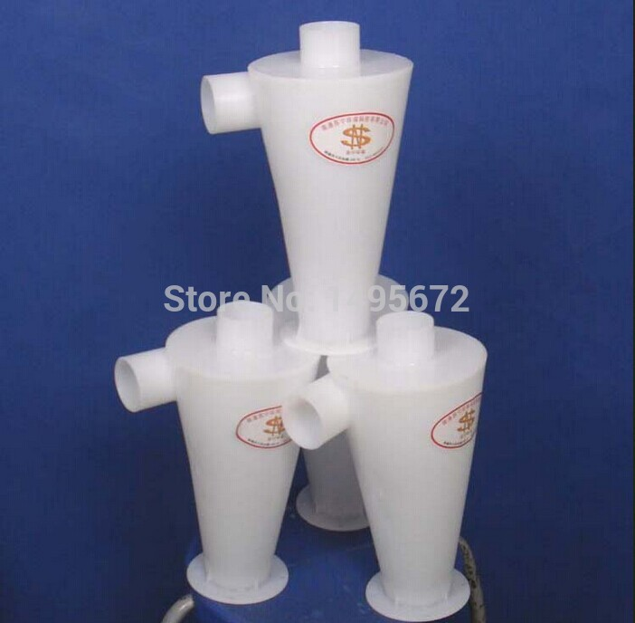 2PCS Cyclone dust collector powder dust collector nap dust collector(China (Mainland))