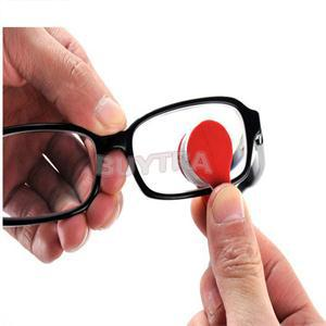 2014 New Essential Microfibre Glasses Cleaner Microfibre Spectacles Sunglasses Eyeglass Cleaner Clean Wipe(China (Mainland))