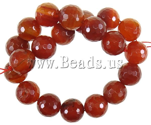 Free shipping!!!Natural Red Aate Beads,Bling, Round, faceted, 16mm, Hole:prox 2mm, Lenth:16 Inch, 5Strands/Lot, Sold By Lot<br><br>Aliexpress