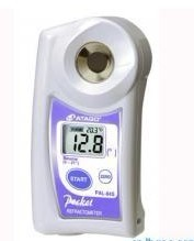 """Crown"" genuine concentration meter PAL-86S Wine digital refractometer refractometer, alcohol(China (Mainland))"