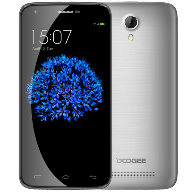 In Stock DOOGEE Valencia 2 Y100 PRO MTK6735 Quad Core 16GB 2GB 5 0 inch 2