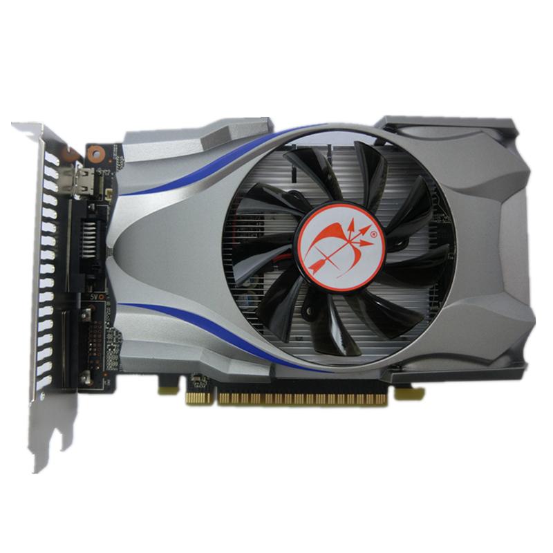 New Original upgraded Nvidia Geforce GTX Graphics Cards GTX650 1024MB GDDR5 128bit 1059/5000MHz Free Shipping(China (Mainland))