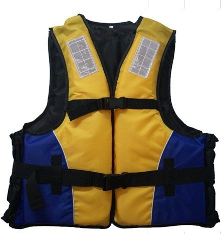 Free Shipping Foam life vest for size L(China (Mainland))