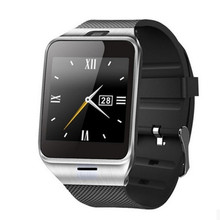 Aplus GV18 Smart Watch Phone Bluetooth Smartwatch Phone support NFC 1.3MP Camera Call SMS for iphone Samsung Android smartwatch