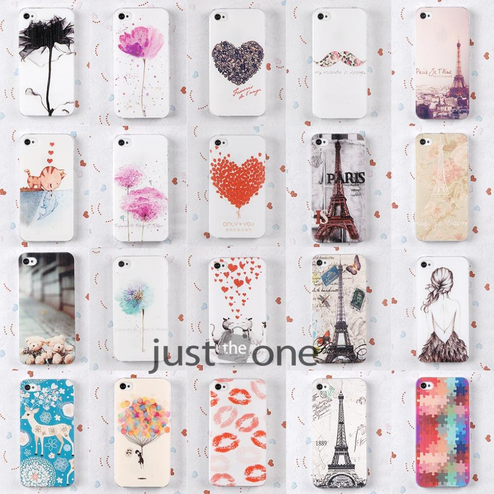 Trendy Fashion Skin Case Cover Back Protectiv