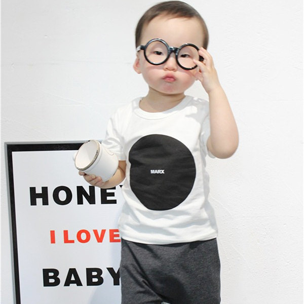 hot selling infant baby tee shirt(China (Mainland))