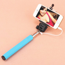 universal selfie stick bluetooth monopod fashion extendable zoom wireless palo selfie for mobile samsung s5 iphone 6 self stick