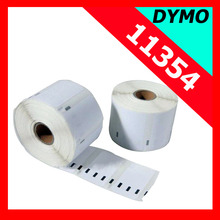2014 Rushed Limited 40 X Rolls Dymo Compatible Labels 11354 1354 Multipurpose for Seiko 57mm 32mm 1000 Per Roll Labelwriter Use