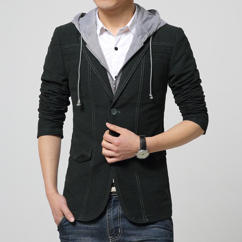capuche blazer veste promotion achetez des capuche blazer veste promotionnels sur aliexpress. Black Bedroom Furniture Sets. Home Design Ideas