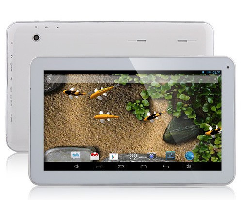 Free Shipping 3D GDIPPO K1001 Tablet PC Qual Core 10.1 Inch Q88 AM1008 Android 4.4 8GB HDMI LEVEN White(China (Mainland))