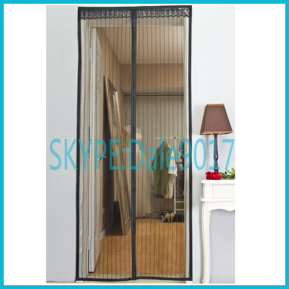 Mosquito fly mesh for standard 90x 210cm 100 220cm and for Mesh for windows and doors