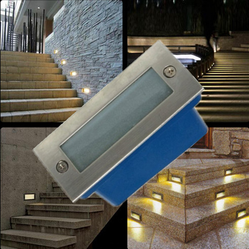 Outdoor led stair light 3W led wall lamp night light led