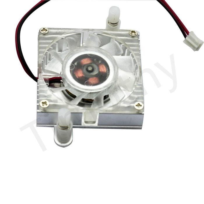 55mm 2 Pin Cooling Fan Heatsink Cooler PC Computer Laptop CPU VGA Video Card 1PC  -  ShenZhen MANNA HOME store