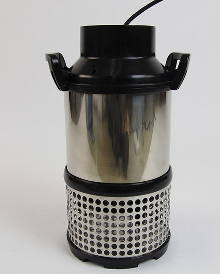 Jebo lifetech stainless steel submersible pump large flow for Large pond pumps and filters