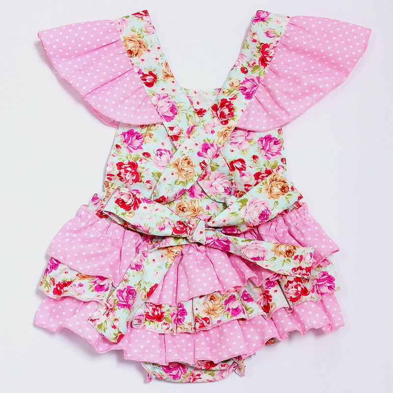 hot sell Newborn Baby bloomers floral Baby girls shorts+Headband clothes sets baby diaper covers infant shorts ruffles bloomers