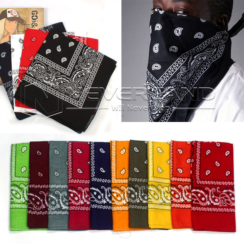 Гаджет  Hip-hop bandanas for Male female men women head scarf Scarves Wristband New Cotton 100% Free Shipping C20 None Одежда и аксессуары