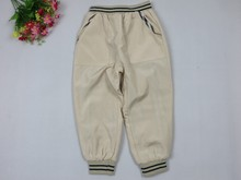 Retail 2014 New Brand Boy's spring/autumn long length pants/Baby&Kids Elastic Waist fashion sports outdoor clothes+free shipp(China (Mainland))