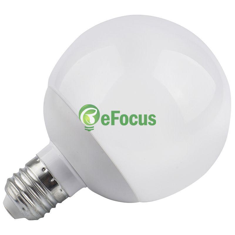 High Power E27 12W 26 SMD 5630 LED Globe Bulb Ball Light Lamp Warm Pure WhiteLLBA #70739(China (Mainland))