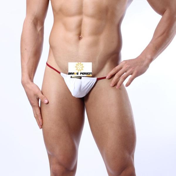 Sexy Gay Jockstrap Thongs Men G Strings Brand Underwear ...