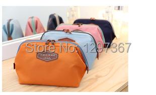 2015 New Cute cosmetic bags Women Lady Travel Makeup bag make up bags box organizer pouch Clutch Handbag Casual Purse SV002470H<br><br>Aliexpress
