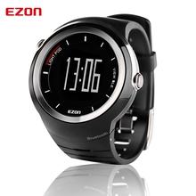 EZON Pedometer Smart Bluetooth Men Sport Watches Waterproof 50m Calories Count Digital Watch Running Wristwatch Montre Homme