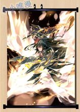Elsword Elemental Master Wall Poster Scroll Home Decor Cosplay Anime S11