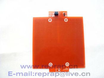 Free shipping Reprap Huxley PCB heated V0.1 heating bed  3d printer