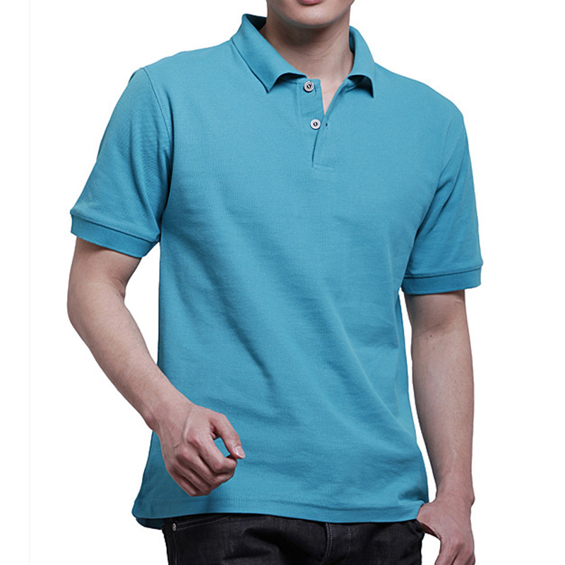Brand clothing polo shirt solid casual polo homme for men for Top dress shirt brands