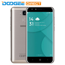 In Stock DOOGEE Y6C 4G Phone Android 6.0 5.5 inch MTK6737 1.3GHz Quad Core 2GB RAM 16GB ROM 13.0MP Back Camera Bluetooth 4.0 GPS(China (Mainland))