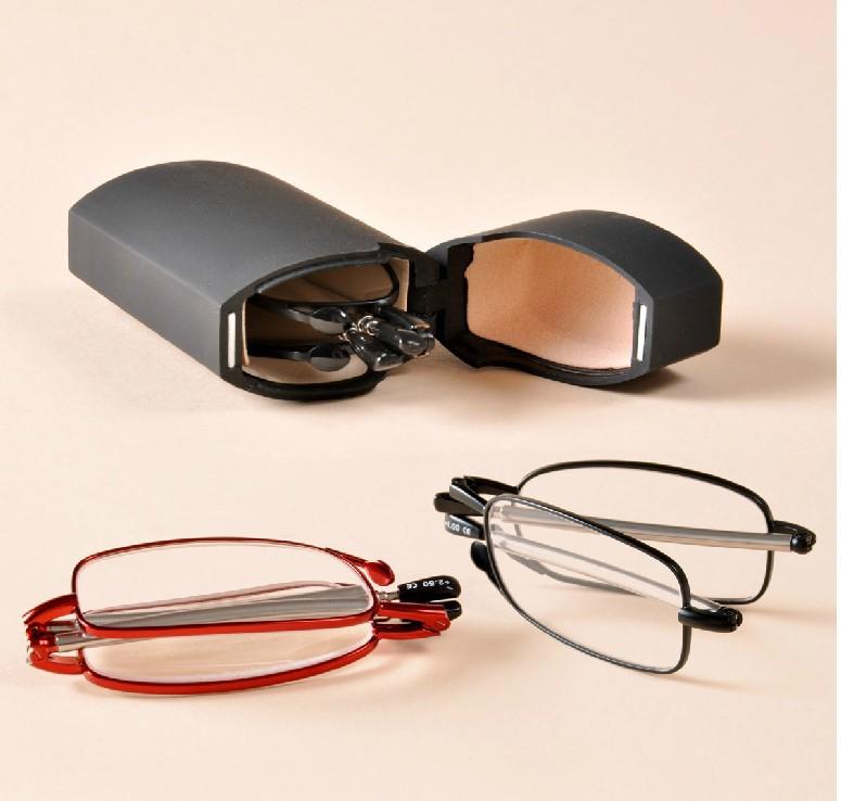 2016 mini design reading glasses folding small