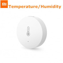 Buy 2017 New Original Xiaomi Intelligent Mini Temperature Humidity Sensor Pocket Size Smart Home Automatic Smart Home Suite for $12.17 in AliExpress store