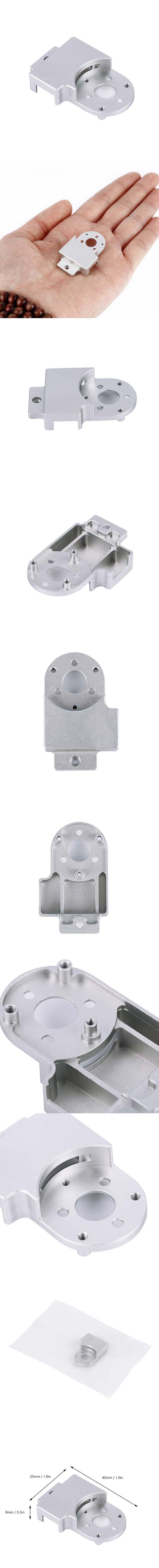 Silver PTZ Gimble Accessories Cover Stand Shaped for DJI Phantom Quadcoter RC A676