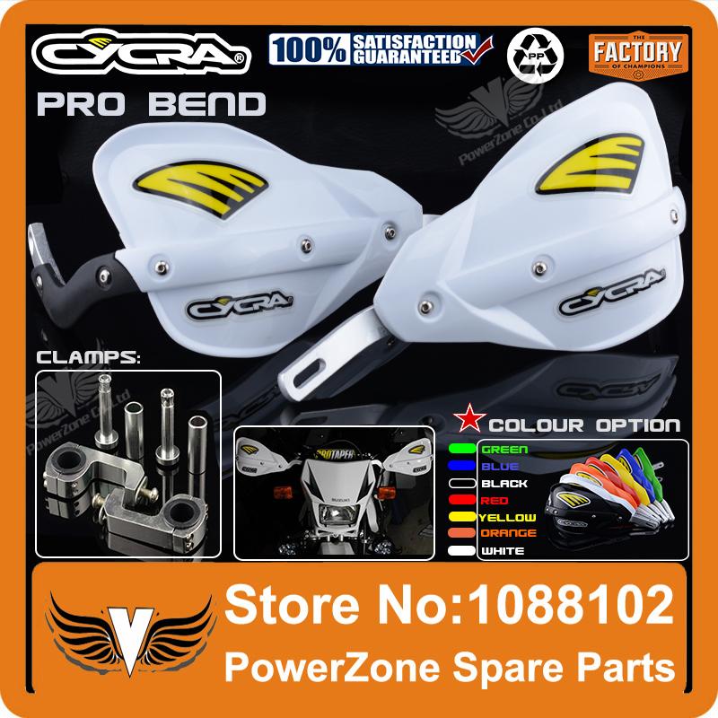 "CYCRA PROBEND Motorcycle Motorcross Dirt Bike Handlebar Handguard CRF YZF KXF K TM WR KLX EXC IRBIS 7/8"" 22mm 1-1/8 28mm Fat Bar(China (Mainland))"