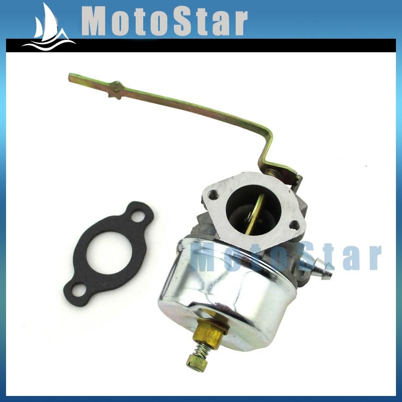 Go Kart Carburetor For Tecumseh Carb H30 H35 H50 Vintage Mini Bike Snow Blowers Pressure Washer 632615 632208 632589(China (Mainland))