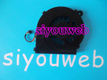 New & Original Cooler cpu Fan for HP Pavilion G6/G4 Laptop 646578-001 KSB06105HA free shipping