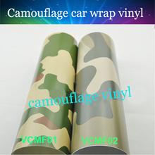 1 52X20m 5ftx66ft Digital camouflage film vinyl car full body vinyl sticker camouflage wrap camo film