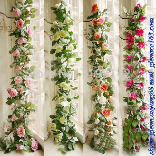 Искусственные цветы для дома ROSE Fake 2,5 искусственные деревья для дома