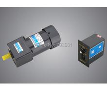 Buy 120W velocity modulation motor AC speed control gear motor reversible motors ratio 15:1 for $111.99 in AliExpress store